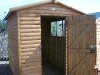 Tanalised Bespoke shed Range