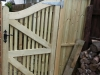 Single swept HEALD single gate