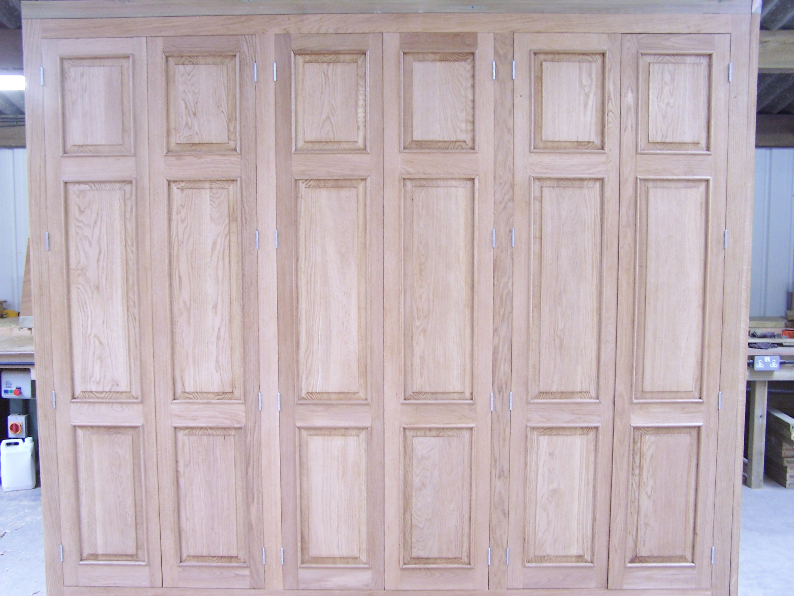oak-wardrobes